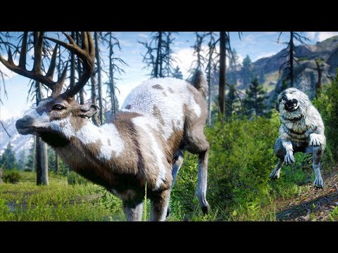 Can You Hunt Lengendary Animals As An Animal In Red Dead Redemption 2 [RDR2 PC MOD]