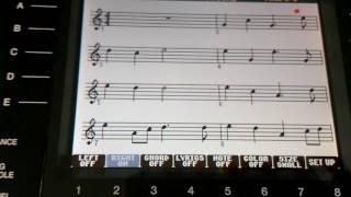 Cháu Yêu Bà Sheet Music
