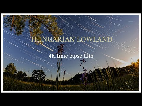 Hungarian Lowland | 4K time lapse