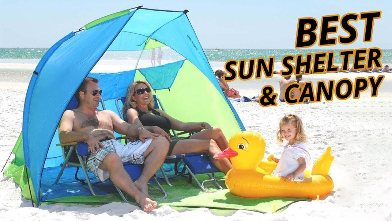 Top 5 Best Sun Shelter & Canopy in 2020