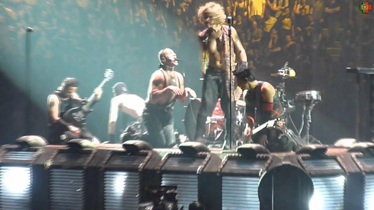 Концерт в ниме франция 23 июля 2005 года рамштаинскачать