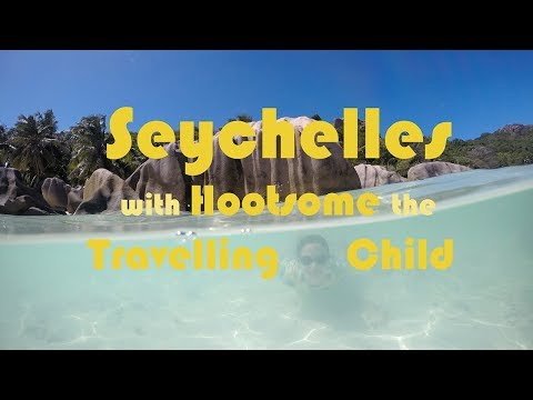 Seychelles with Hootsome the Traveling Child