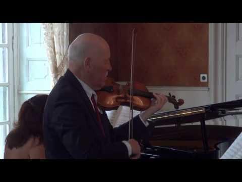 Claude Debussy (1862-1918) - Sonate pour violon et piano