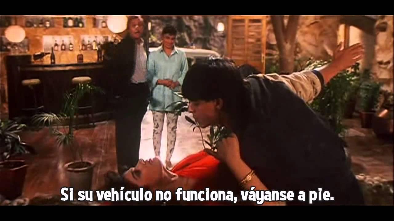 Jenna Jaha - Zamaana Deewana (1995) - (Sub Español) - YouTube