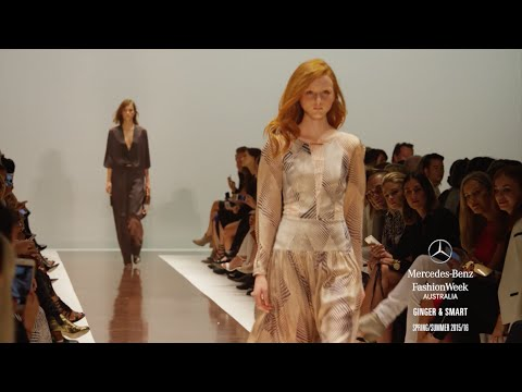 GINGER AND SMART MERCEDES-BENZ FASHION WEEK AUSTRALIA SS 2016 COLLECTIONS