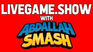 LIVEGAME.SHOW With Abdallah! NEW Online Multiplayer Mobile App! 12.17.18