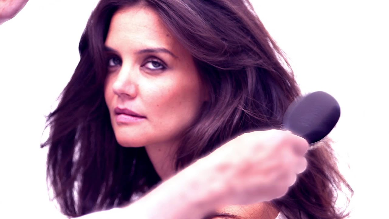 ALTERNA Haircare - Katie Holmes New Campaign: Behind the Scenes
