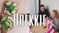 BREKKIE: Poikaystävä tekee aamiaisen