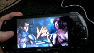 MK9 PSP Remote Play.