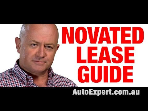 Novated Lease Basics, Tricks and Traps | Auto Expert John Cadogan | Australia