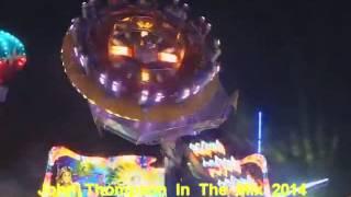 Dreams Fun Fair Ride 2014 Moon Dance Ride 2014 Extreme Rides by John Thompson 2014