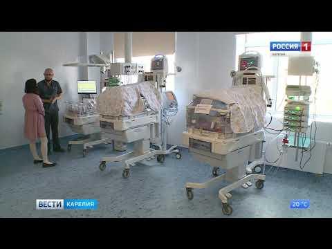 Врачи перинатального центра спасли жизнь новорожденной