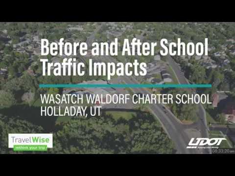 UDOT - Wasatch Waldorf Charter School Traffic Impacts