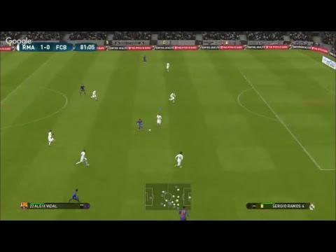REAL MADRID VS BARCELONA (CLASSIC)
