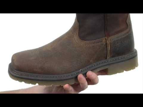 Ariat Rambler Work Pull-On SKU:#7820358 - YouTube