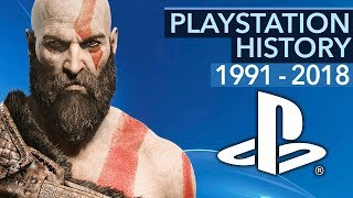 PlayStation History: 1991 - 2018 - REUPLOAD: Das wurde aus dem SNES-CD-Laufwerk
