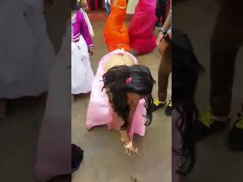 Rama Rama Rama Uyyalo DJ Song By Telangana  Girl Kiraak Expressions