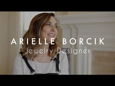 Interview with JEWELRY DESIGNER | ARIELLE BORCIK