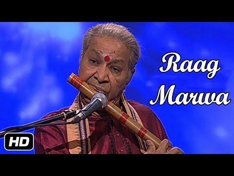 Raag MARWA on FLUTE by Pt. Hariprasad Chaurasia