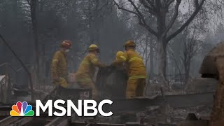 'Complete And Total Devastation': Surveying The Damage In Paradise | Morning Joe | MSNBC