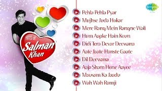 Best Songs Of Salman Khan - Salman Khan Hit Songs - Maine Pyar Kiya - Romantic Songs