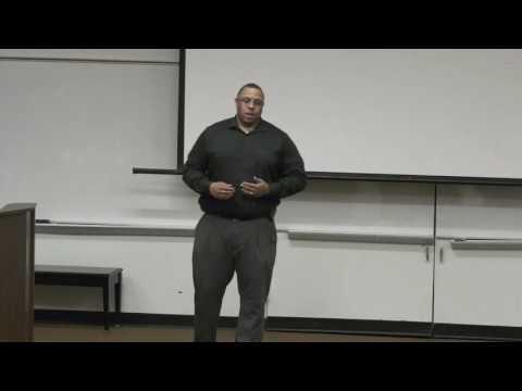 Motivational Speech by Joseph M. Griggs for Upward Bound Jacksonville University