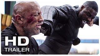 تريلر جديد لـ hobbs and shaw