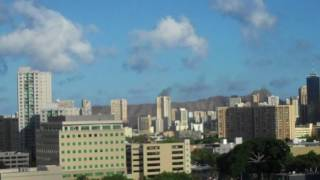 HIGH RISE FIRE/Honolulu, Marco Polo Building...