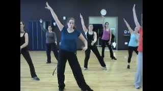 "Zumba North Richland Hills - ""Sway,"" Michael Buble"