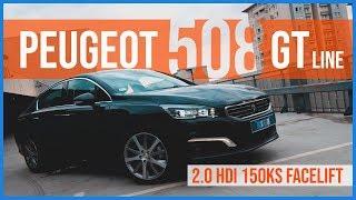 DIREKTORSKI LAV///Peugeot 508 2.0HDi 150hp GT line