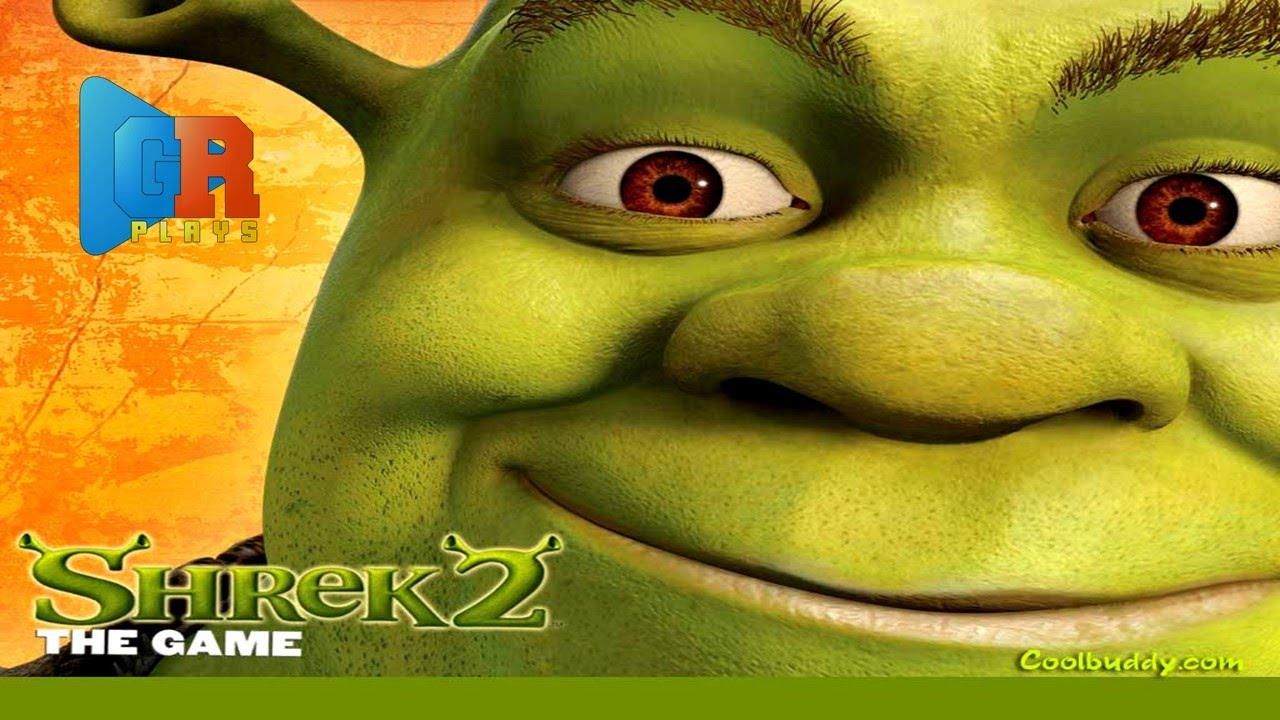 Shrek 2 Ps2 Youtube