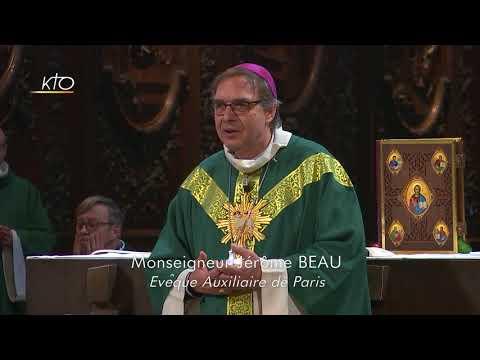 Messe du 21 janvier 2018