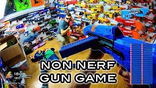 NERF GUN GAME | NON NERF EDITION! First Person Shooter in 4K!