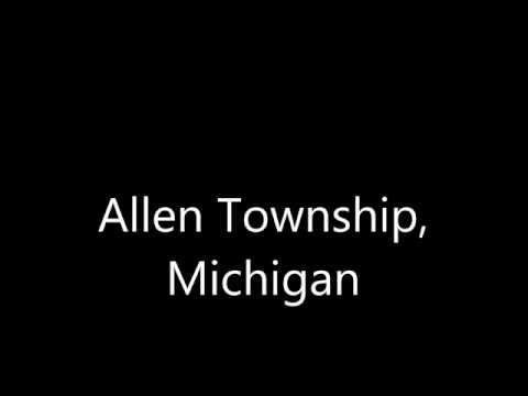 Allen Township, Michigan