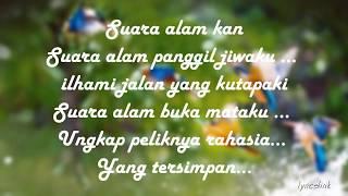 Download Lagu Dewa 19 - Suara Alam + lirik (Bahasa Indonesia) mp3