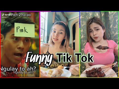 Ang Babaeng Walang Pakiramdam || Funny Tiktok || Tiktokerist || #funnytiktok #pinaytiktok