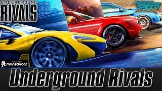 Need For Speed No Limits: Underground Rivals   Country Mile (Day 1) [LIVESTREAM]
