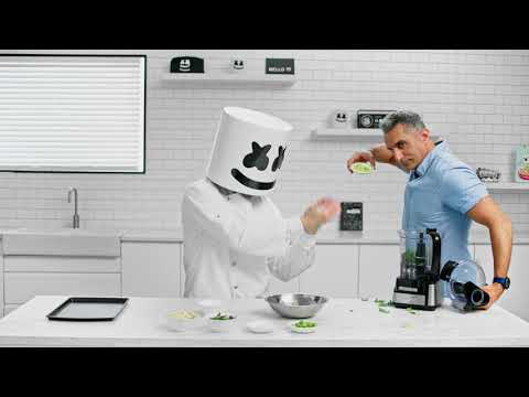 Cover Lagu 4 HOURS of Cooking for THIS!! Making Egyptian Ta'ameya w/ Bassem Youssef | Cooking with Marshmello stafamp3