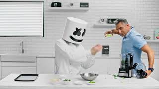 4 HOURS of Cooking for THIS!! Making Egyptian Ta'ameya w/ Bassem Youssef | Cooking with Marshmello