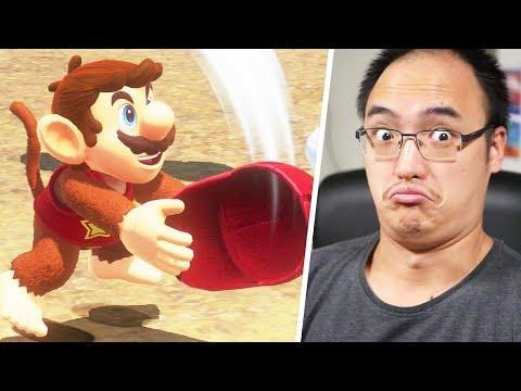 DIDDY KONG COSPLAY ! | Super Mario Odyssey #31