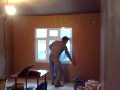 Tony Taylor the dancing plasterer (funny)