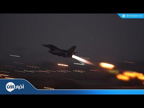 غارات عراقية على داعش في سوريا  - نشر قبل 8 ساعة