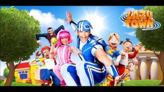 LazyTown: Never Say Never