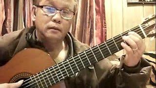 Người Già Em Bé (Trịnh Công Sơn) - Guitar Cover by Bao Hoang