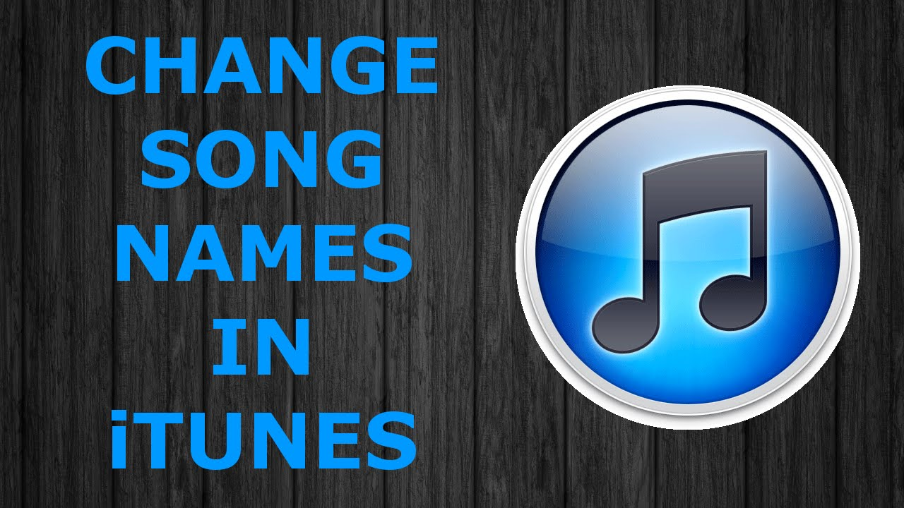 how to change your name on itunes