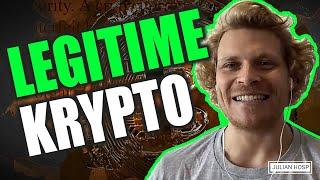 Welche legitimen Kryptowährungen außer Bitcoin gibt es?