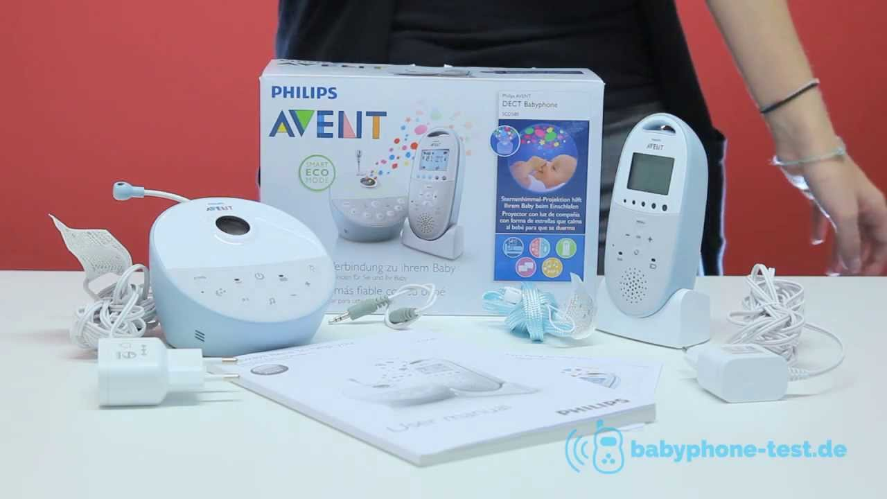 philips avent scd 580 babyphone im praxistest philips. Black Bedroom Furniture Sets. Home Design Ideas