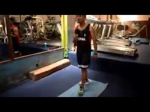 Sompal Kami's Workout