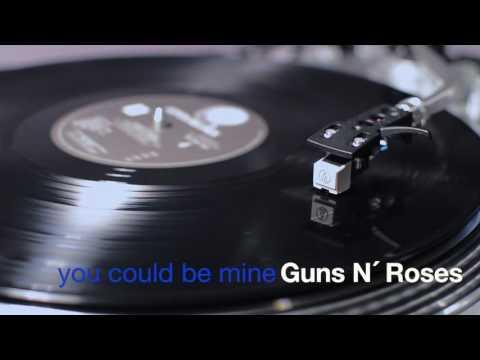 You Could Be Mine/ GUNS N´ ROSES [LA JAIMA DEL VINILO]