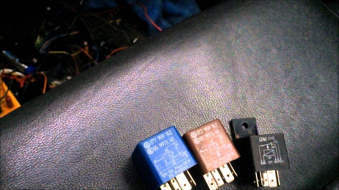 Relê do ar-condicionado ab5257b6d0